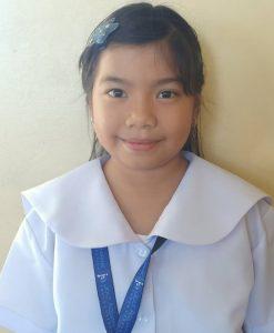 MARIA ALTHEA OCAMPO (Grade 4 - Councilor)